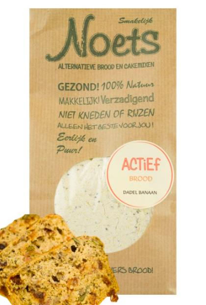 Noets actief brood