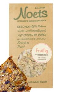 Noets Fruitig koolhydraatarme Vezelbroodmix